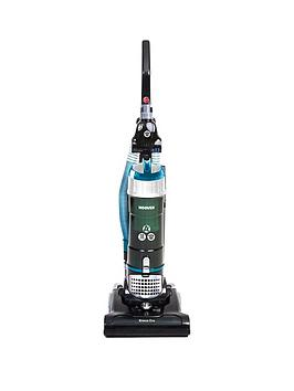 Hoover Hoover Breeze Evo Pets Th31 Bo02 Upright Vacuum Cleaner - Blue/Black Picture