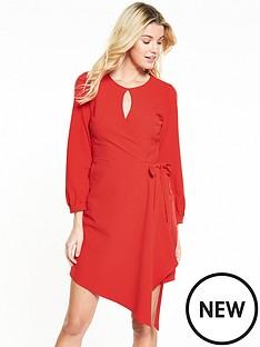 v-by-very-wrap-dress