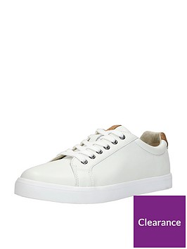 clarks-brill-rapnbspboys-trainers-white