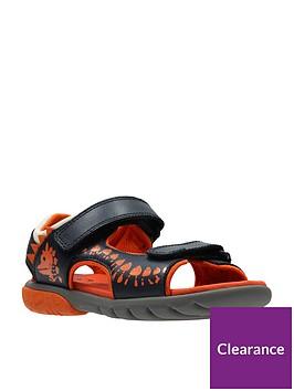 clarks-rocco-surf-boys-sandalsnbsp--navy