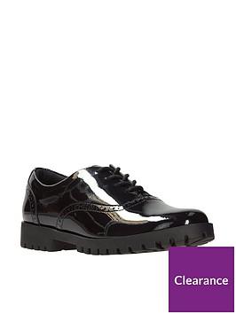 clarks-agnes-millie-girls-patent-shoes-black