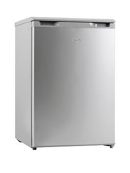 swan-sr70180s-55cmnbspwide-under-counter-freezer-silver