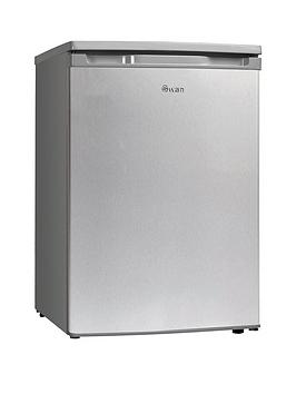 Swan Swan Sr70200S 55Cm Wide Under-Counter Larder Fridge - Silver Picture