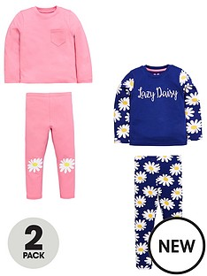 mini-v-by-very-girls-2-pack-daisy-and-pink-marl-pjs