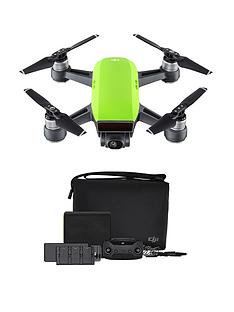 dji-spark-fly-more-combo-meadow-green