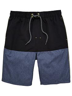 v-by-very-boys-colour-block-boardshort