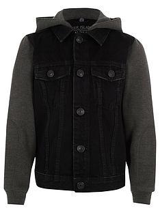 river-island-boys-black-jersey-sleeve-hooded-denim-jacket