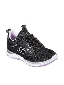 skechers-diamond-runner-sparkle-trainer