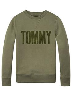 tommy-hilfiger-boys-crew-neck-sweatshirt