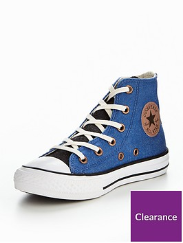 converse-converse-chuck-taylor-all-star-two-color-chambray-hi-childrens-trainer