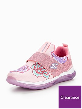 skechers-girls-sparkle-embroidered-trainer