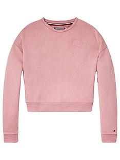 tommy-hilfiger-girls-crop-sweatshirt