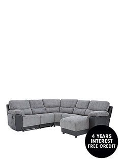 sienna-fabricfaux-leather-right-hand-manual-recliner-and-chaise-corner-group-sofa
