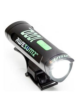 Awe   1000 Usb Rechargeable Bicycle Front Light 1000 Lumens