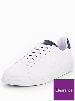 fred-perry-b721-canvas-amp-patent-trainer
