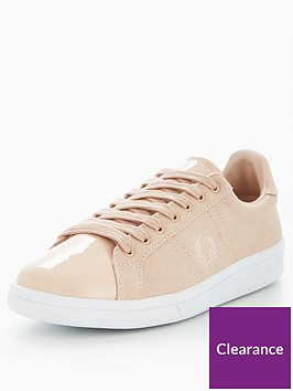 fred-perry-b721-canvas-amp-patent-trainer-rosenbsp