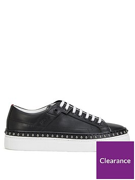 boss-uptown-low-cut-lace-up-trainer