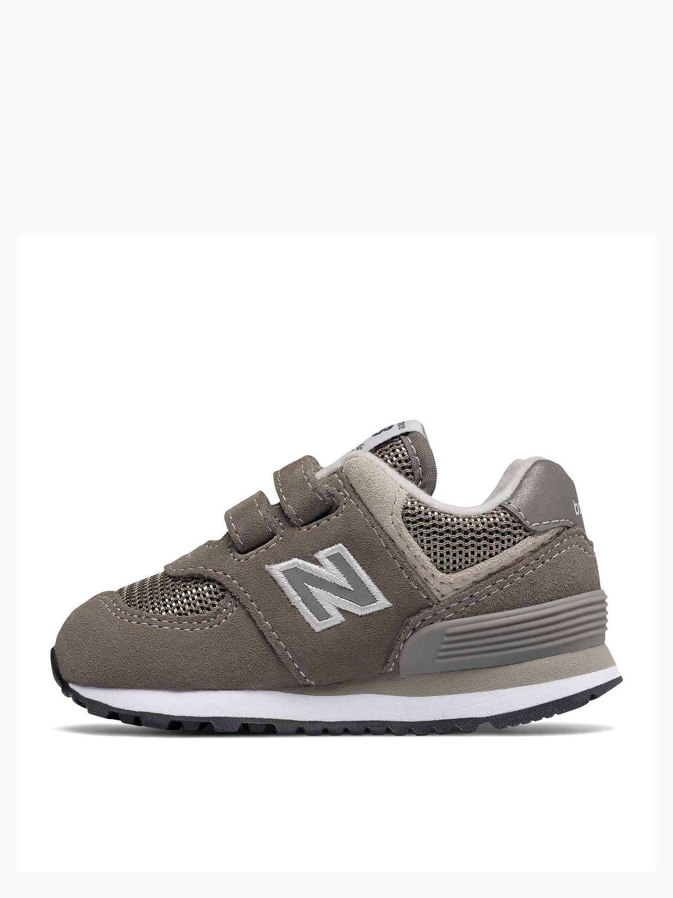 baby new balance trainers