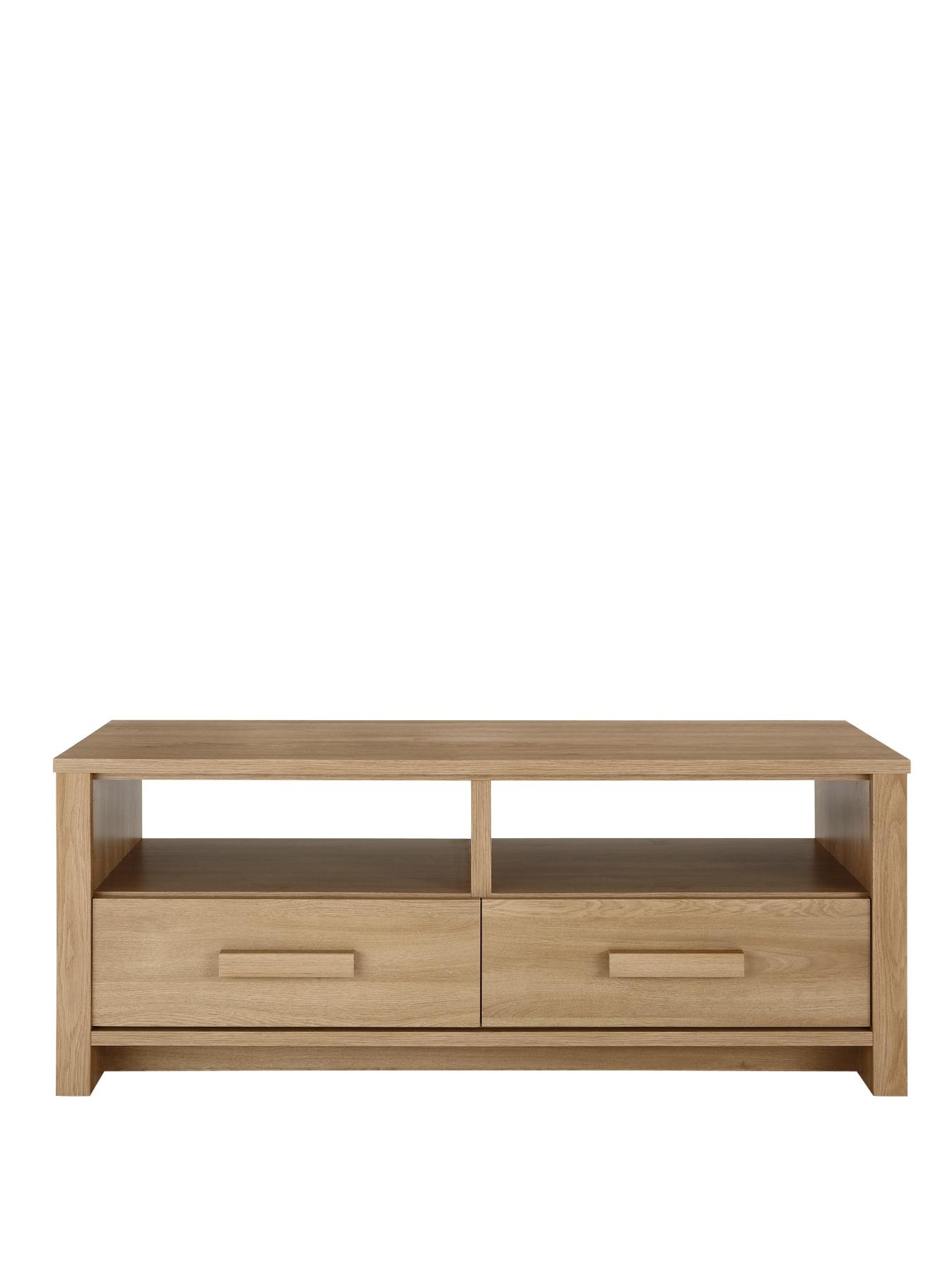 Tuscany Ready Assembled TV Unit - fits up to 50 inch TV