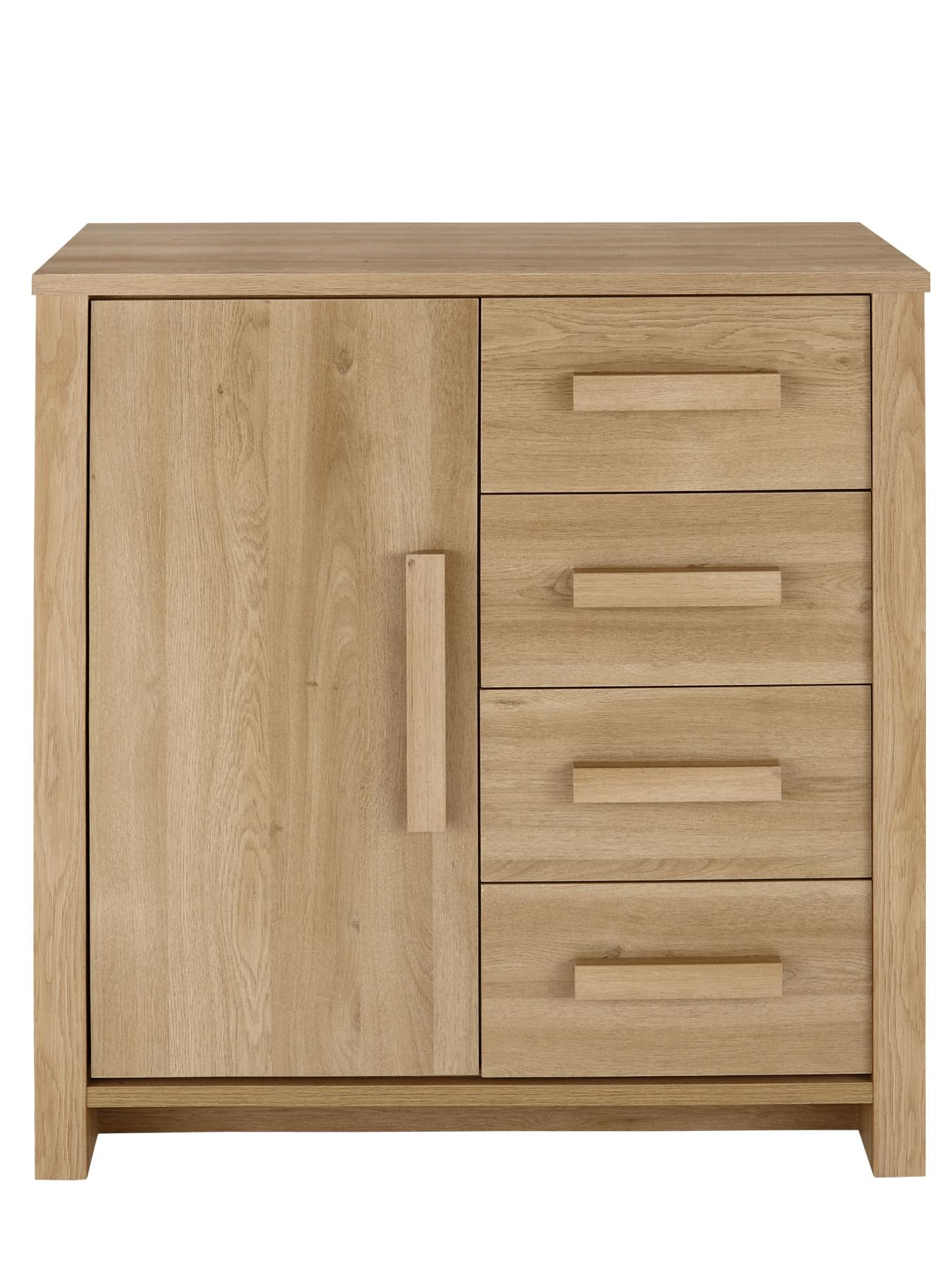 Tuscany Ready Assembled Highboard