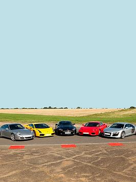 virgin-experience-days-five-supercar-blast-plus-high-speed-passenger-ride-and-photo-in-a-choice-of-9-locations