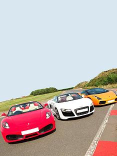 virgin-experience-days-triple-supercar-blast-plus-high-speed-passenger-ride-and-photo-in-a-choice-of-9-locations