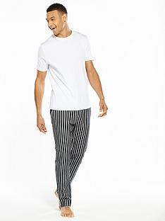 river-island-chalk-stripe-pyjama-set