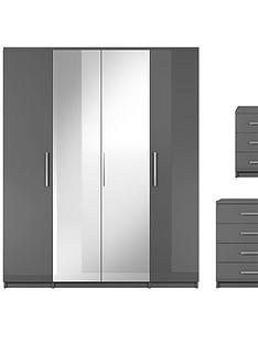 prague-gloss-3-piece-package-4-door-wardrobe-4-drawer-chest-and-bedside-cabinet