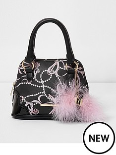 river-island-girls-pearl-feather-tote