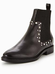 karen-millen-studded-chelsea-ankle-boot