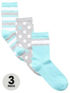 v-by-very-v-by-very-3-pack-spots-and-stripes-fashion-sock