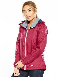 trespass-tayah-ii-waterproof-jacket-cerise