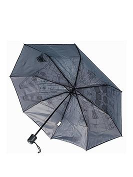 star-wars-millennium-falcon-umbrella