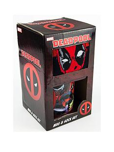 marvel-deadpool-mug-and-sock-set