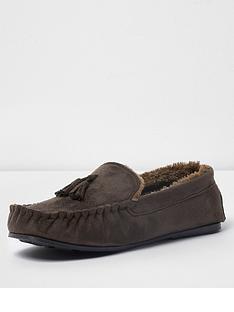 river-island-loafer-slipper
