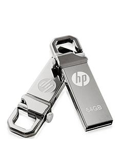 pny-hp-v250w-metal-with-hook-64gb-usb