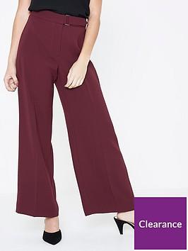 ri-petite-wide-leg-trousers--berry