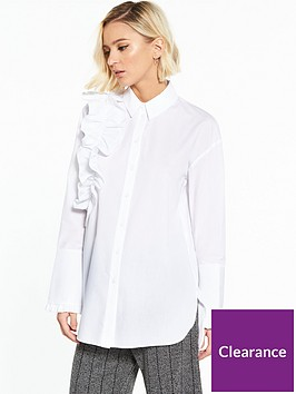 river-island-frilly-shirt--white