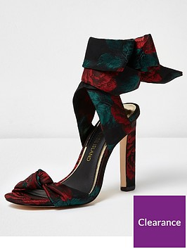river-island-rose-satin-tie-up-sandals