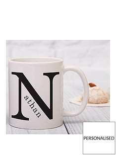 personalised-monogram-mug