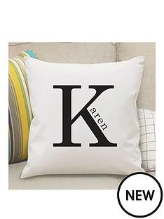 personalised-monogram-cushion-with-pad