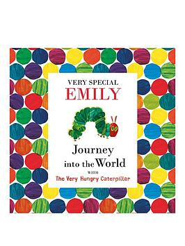 Very Personalised The Hungry Caterpillar Book