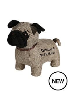 personalised-pug-door-stop