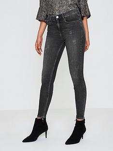river-island-river-island-amelie-super-skinny-jeans--washed-black
