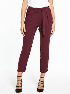 river-island-river-island-smart-tapered-trousers--oxblood