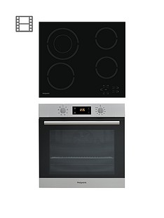 hotpoint-sa2540hixnbsp60cm-built-in-single-electric-oven-and-hr612chnbspceramic-hob-stainless-steelblack