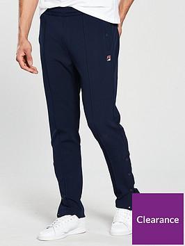 fila-white-line-molveno-half-popper-slim-track-pants