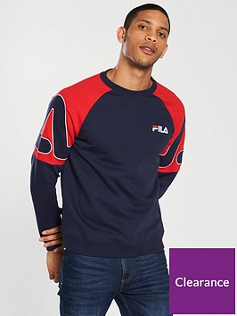 fila-black-line-aria-crew-neck-sweat