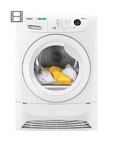 zanussi-zdc8203wr-8kg-condenser-sensor-tumble-dryer-white