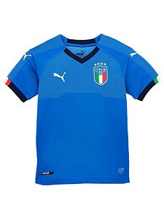 puma-puma-junior-home-italy-world-cup-18-replica-shirt